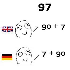 німецькі числівники