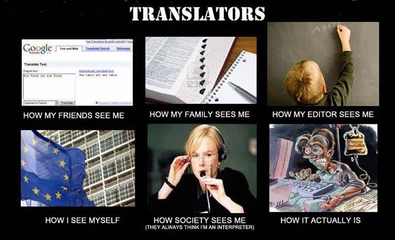професійний перекладач