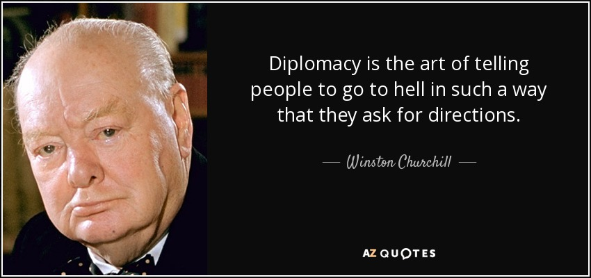 дипломатичний сленг