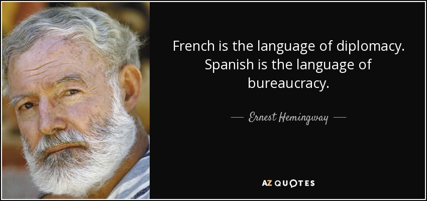 дипломатична мова