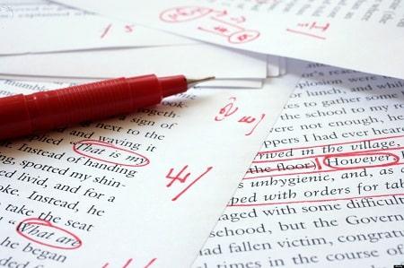 Редагування перекладу. Контроль та виправлення перекладу